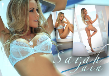 Introducing Smokin' Hot Supermodel Sarah Jain
