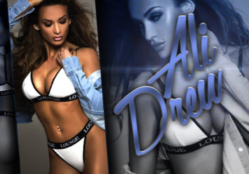 Supermodel Gold: Never B4 Seen Hustle Booty Treasures: Miss Ali Drew