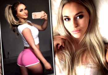 Anna Nystrom Owns Instagram!