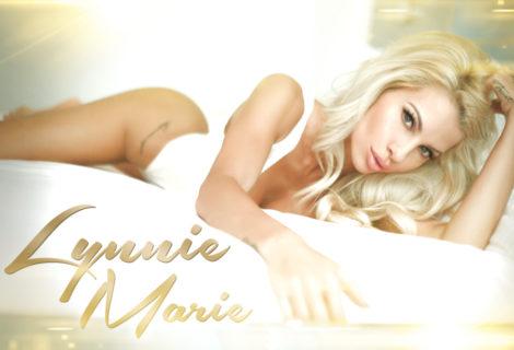 Lynnie Marie's Sinfully Hot Lingerie Shoot in Las Vegas