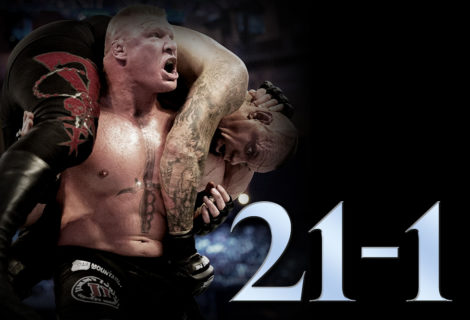 WWE Presents the Director's Cut of Brock Lesnar Conquering Undertaker's WrestleMania Streak