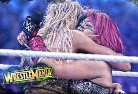 Hustle Photo Book: Charlotte Defends Her Women's Title and Snaps Asuka's Streak at WrestleMania 34