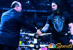 Paul Heyman Responds to NBC Sports Regarding Roman Reigns