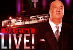 Paul Heyman Kicks off WWE WrestleMania Weekend with Inside the Ropes Show at the Joy Theatre in New Orleans