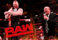 Heyman Gloats, Lesnar Gets Goosebumps, Roman Reigns Interrupts