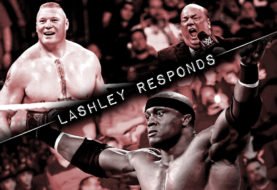 Bobby Lashley Responds to Paul Heyman, Challenges Brock Lesnar