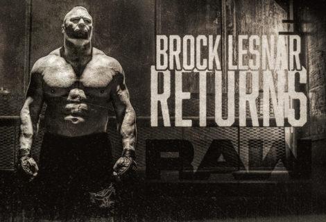 BREAKING NEWS! Paul Heyman Confirms Brock Lesnar Will Return to WWE on Next Week's Monday Night RAW