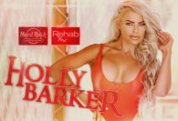 Holly Barker at the Hard Rock Hotel and Casino Las Vegas: Why Go Anywhere Else?