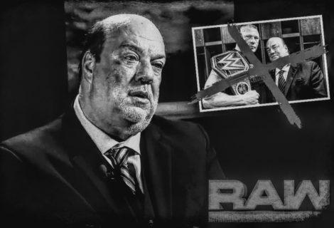 Paul Heyman Breaks His Silence About Brock Lesnar