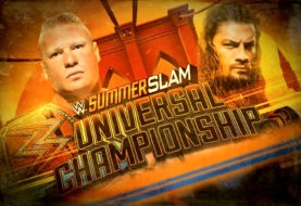 The Countdown Continues to This Sunday's WWE SummerSlam Main Event of Brock Lesnar vs Roman Reigns