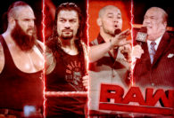 Roman Reigns and Braun Strowman Call Out Brock Lesnar on RAW… Paul Heyman Responds