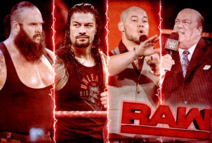Roman Reigns and Braun Strowman Call Out Brock Lesnar on RAW… Paul Heyman Responds