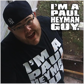Pickleboy Wears A Very Cool Shirt Heyman Hustle