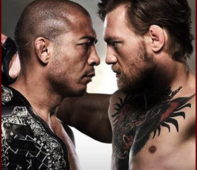 LIVE STREAMING OF THE UFC 194: JOSE ALDO VS CONOR McGREGOR WEIGH-INS FROM LAS VEGAS