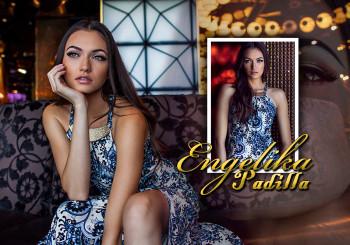 Introducing Supermodel Engelika Padilla