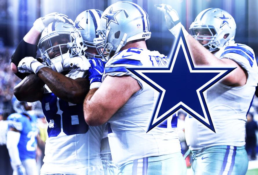 Dallas Cowboys Eat Detroit Lions 42-21