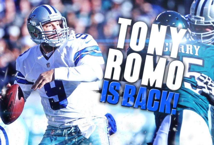 Dak Prescott, Tony Romo and Mark Sanchez All QB For Dallas … and the Cowboys Still Lose to the Philadelphia Eagles