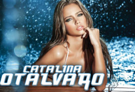 Supermodel Catalina Otalvaro Kicks Off 2017 with the Hottest Media Watch Ever Posted