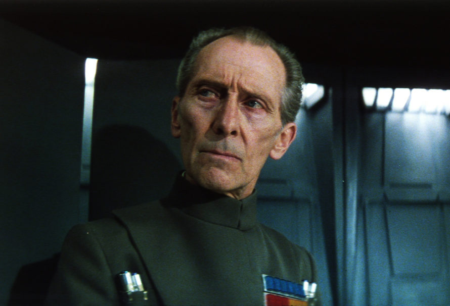 How The Late Peter Cushing Gave a Stellar Performance in Star Wars: Rogue One, Years After His Death