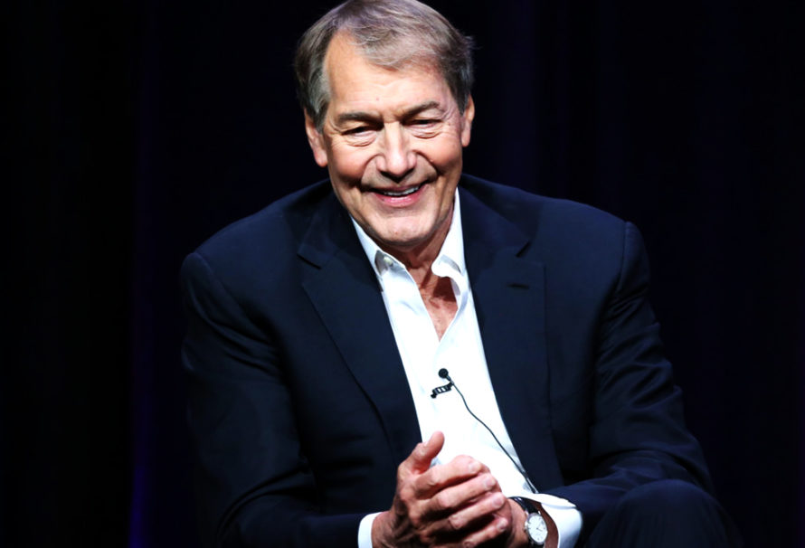 Charlie Rose Announces He is Taking Time Off For Heart Surgery