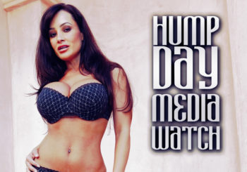 Lisa Ann Presents a Very Special Edition of the Hump Day Media Watch