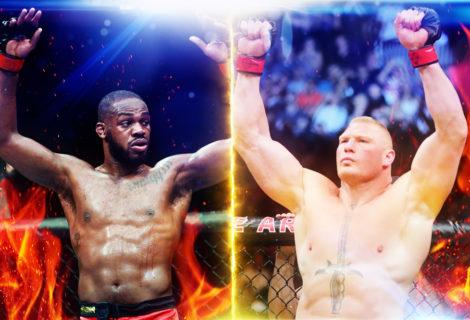 Associated Press: Brock Lesnar Responds to UFC's Jon Jones
