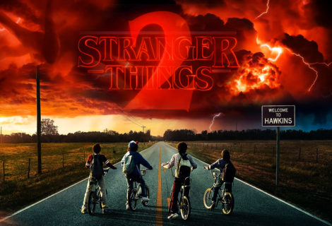 Stranger Things 2 Trailer Unveiled at Comic Con