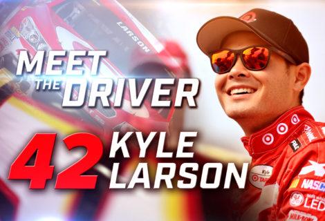 Meet The Driver: Kyle Larson
