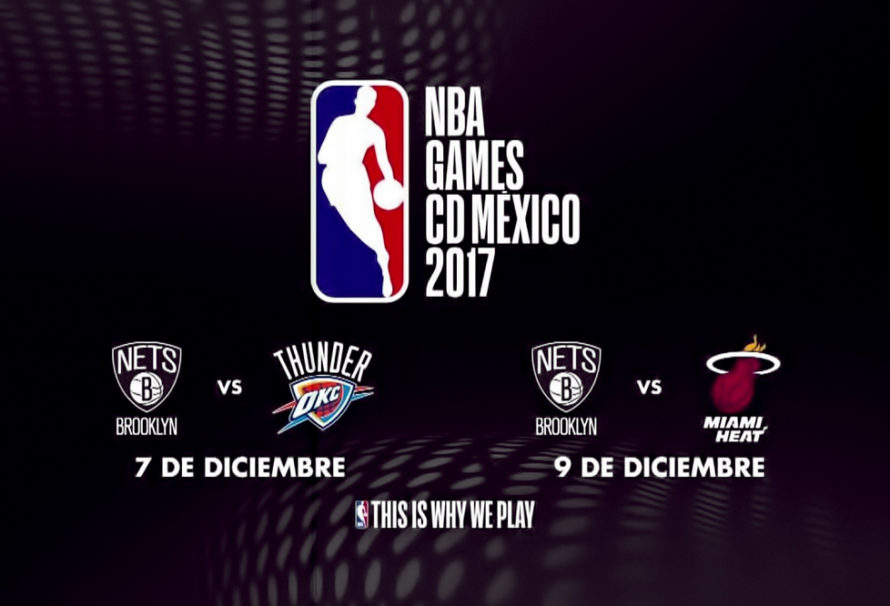 The NBA Gets Set For Mexico City Games 2017