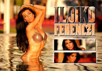 #HustleBootyTakeover: Ildiko Ferenczi
