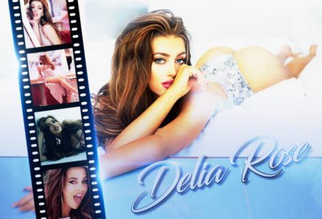 It's the Official Delia Rose #HustleBootyTempTats Video