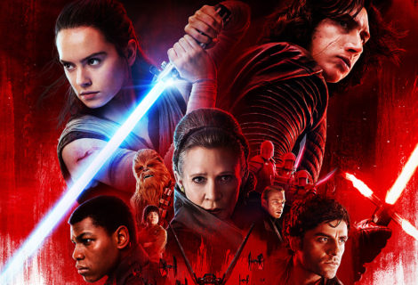 Everyone is Going Nuts Over the Trailer for The Last Jedi