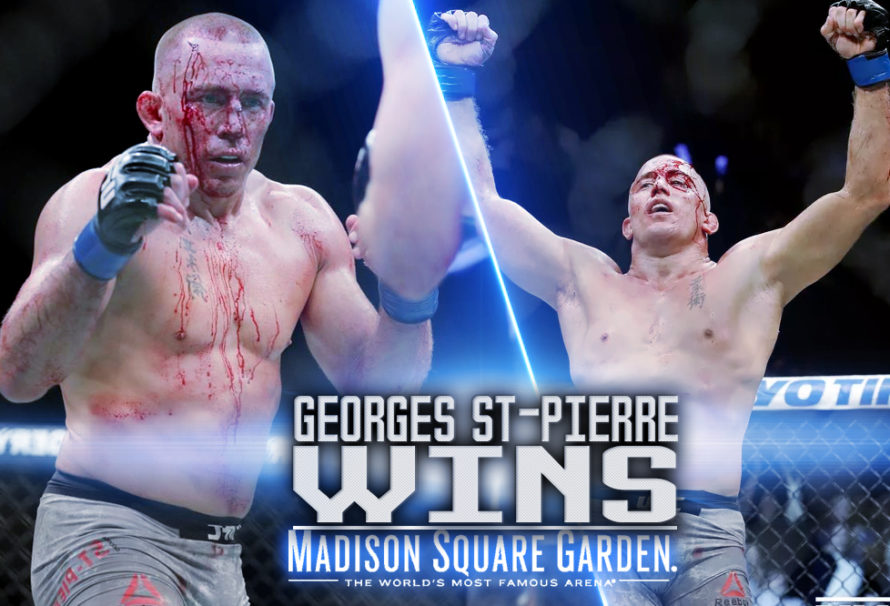 GSP Wins at MSG