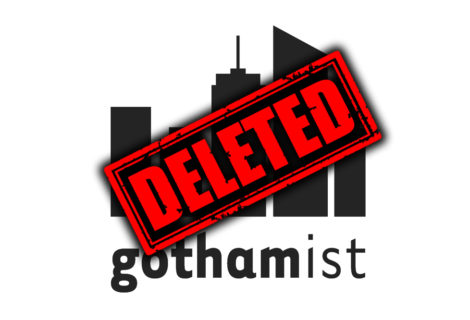 Gothamist Deleted