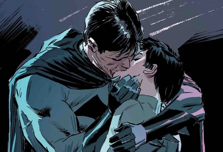 DC Comics Cordially Invites You to the Wedding of Batman and Catwoman