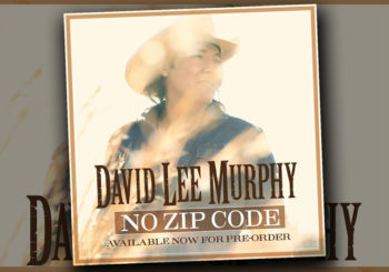 "David Lee Murphy Confirms the Date His New Album ""No Zip Code"" Will Be Released"