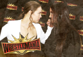 EXCLUSIVE COVERAGE OF WWE's WRESTLEMANIA PRESS CONFERENCE AT METLIFE STADIUM
