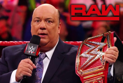 Paul Heyman Confronted By Roman Reigns on WWE RAW