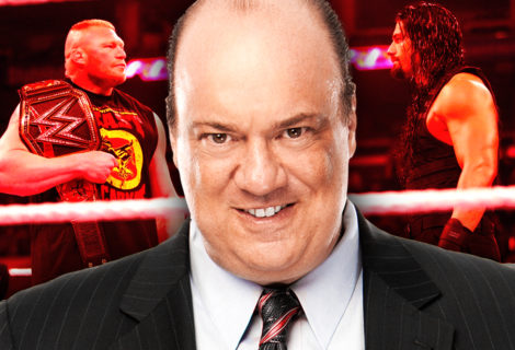 Paul Heyman Comments on Brock Lesnar's Impending Face-to-Face with Roman Reigns