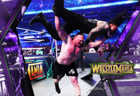 WrestleMania 34: Brock Lesnar Conquers Roman Reigns