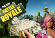 The Latest Fad? Fortnite Players Paying For …
