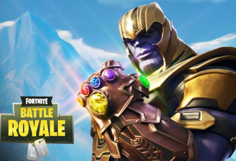 Here's the Inside Scoop on the Fornite - Avengers Crossover