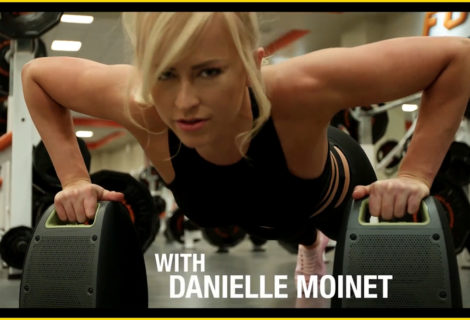 Danielle Moinet Kicks It with KICKERaudio