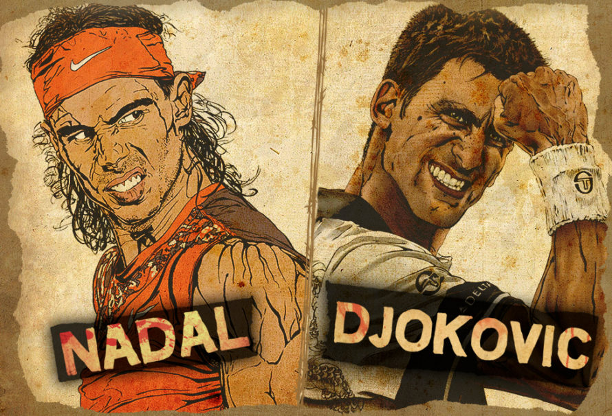 Djokovic vs Nadal Rivalry to be Renewed Today at Wimbledon