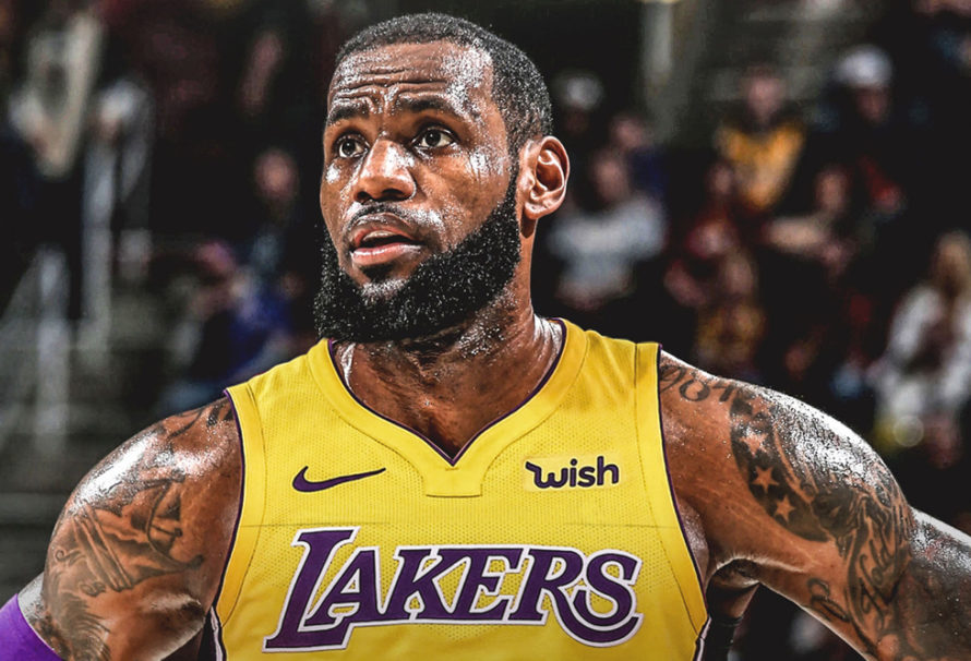 BREAKING NEWS! LeBron Signs with the LA Lakers