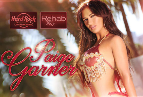 Paige Garner at the Hard Rock Hotel and Casino Las Vegas: Why Go Anywhere Else?