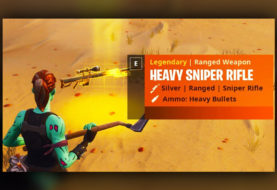 SPOILER ALERT: Fortnite Heavy Sniper Rifle