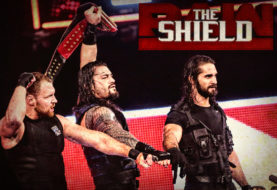 Hustle Photo Book: The Shield Reunites