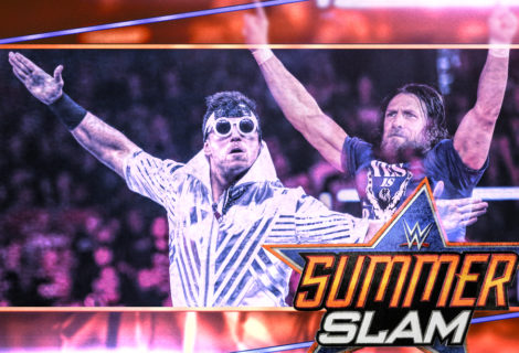 Hustle Photo Book: The Miz Shocks the World and Pins Daniel Bryan at WWE SummerSlam