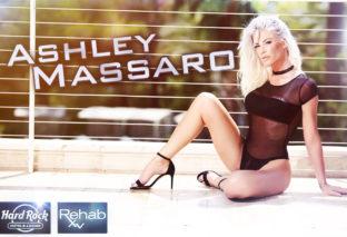 Ashley Massaro at the Hard Rock Hotel and Casino Las Vegas: Why Go Anywhere Else?